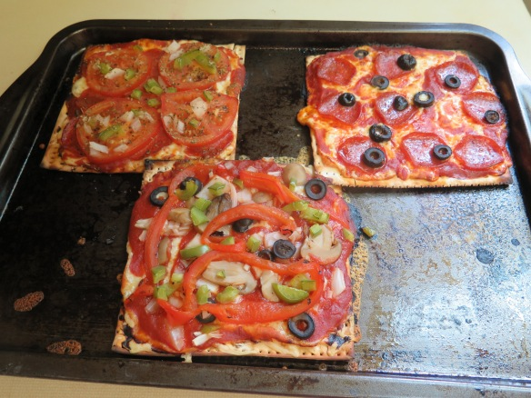 Baked Pizzas - IMG_8747
