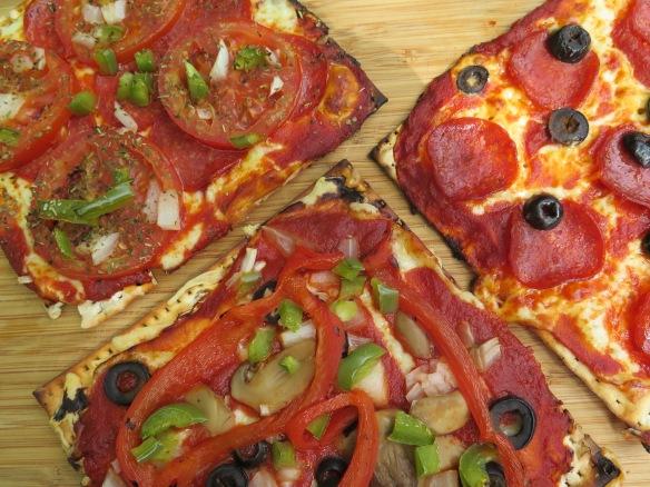 Matzoh Pizza x 3