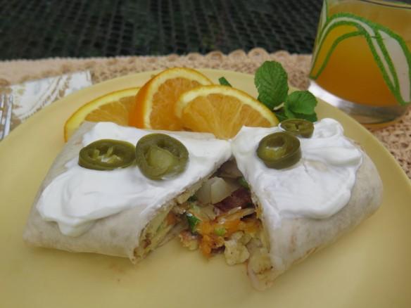 Breakfast Burrito - 1- IMG_6798_1