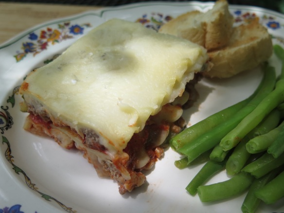 A slice of lasagna - IMG_9671
