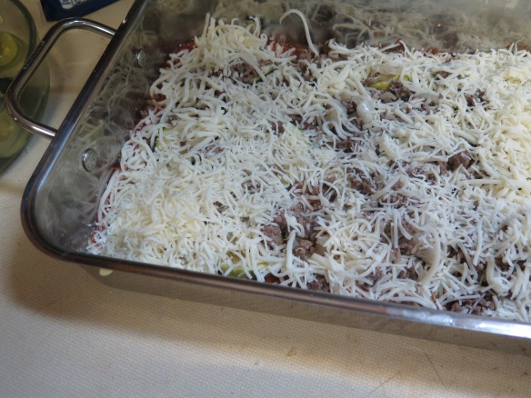 Meat and cheese added on - IMG_9639