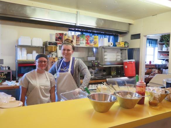 Servers on Cafeteria line - IMG_9129