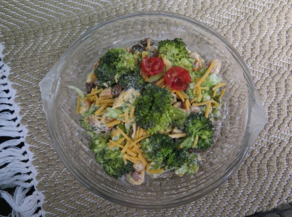 Broccoli Salad - 2