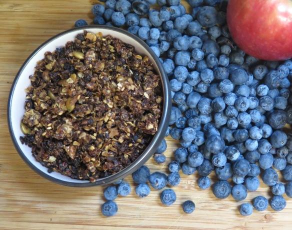 Crunchy Granola - IMG_9510