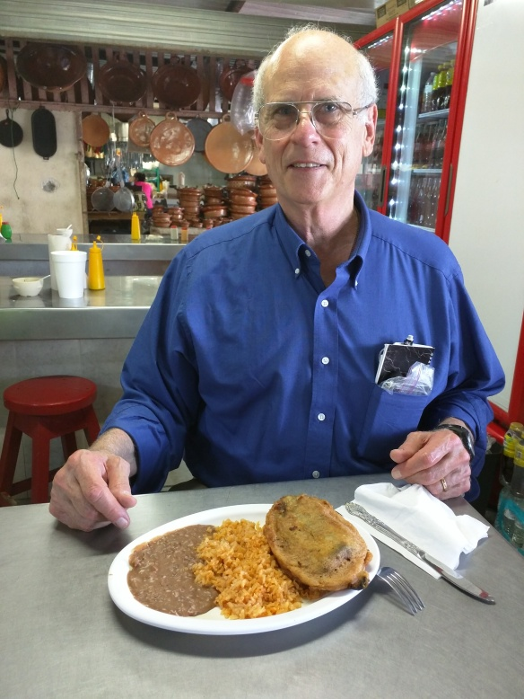 marc-eating-authentic-mexican-chili-relleno