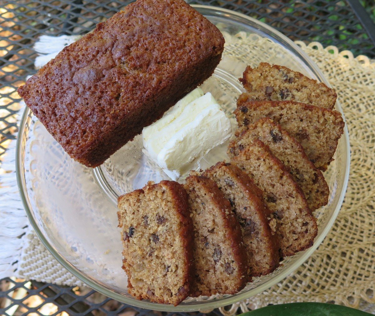 Southern Living Fig Preserve Cake
